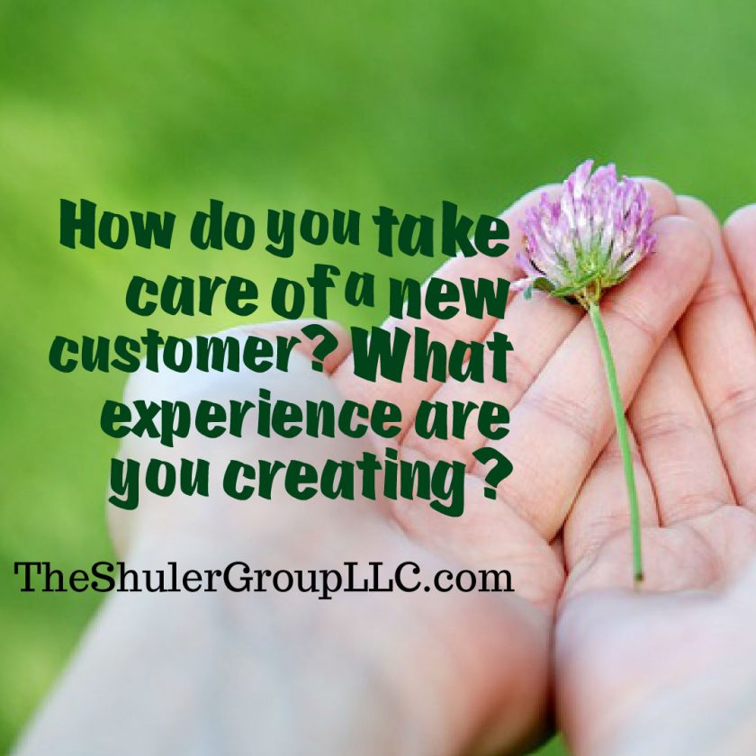 How to Create an Amazing New Customer Experience