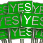 Get More Yes's