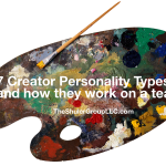 7 Creator Personality Types and what this means for your team