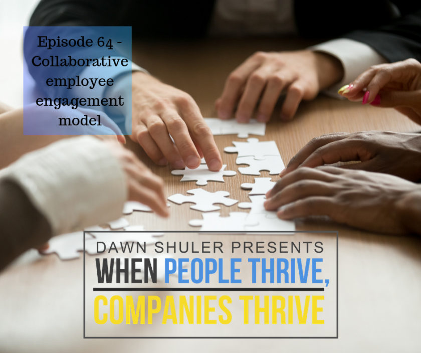 Episode 64 – Collaborative Employee Engagement Model