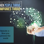 Episode 71 – How You Process the World