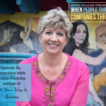Episode 85 – Interview with LeAnn Pashina, author of Sit Your Way to Success