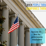 Episode 86 – Not for government employees