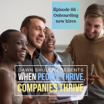 Episode 88 – Onboarding new hires