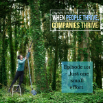 Episode 101 – Just one small effort