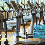 Episode 96 – The curse of the treadmill