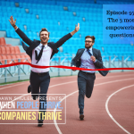 Episode 97 – The 3 most empowering questions