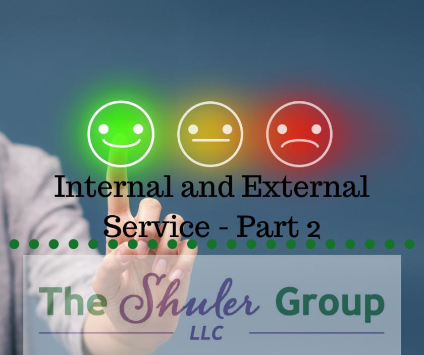 Internal and External Service – Part 2