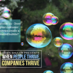 Episode 112 – Does your customer service create a sacred bubble?