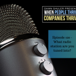 Episode 120 – What radio station are you tuned into?