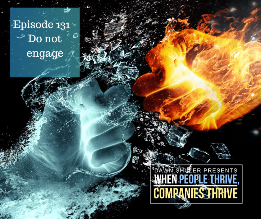 Episode 131 – Do not engage