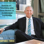 Episode 161 – Interview with Dean Hallett on Accelerated Leadership